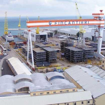 Cooperativa Servizi T Pavoni Ancona Logistica Navale